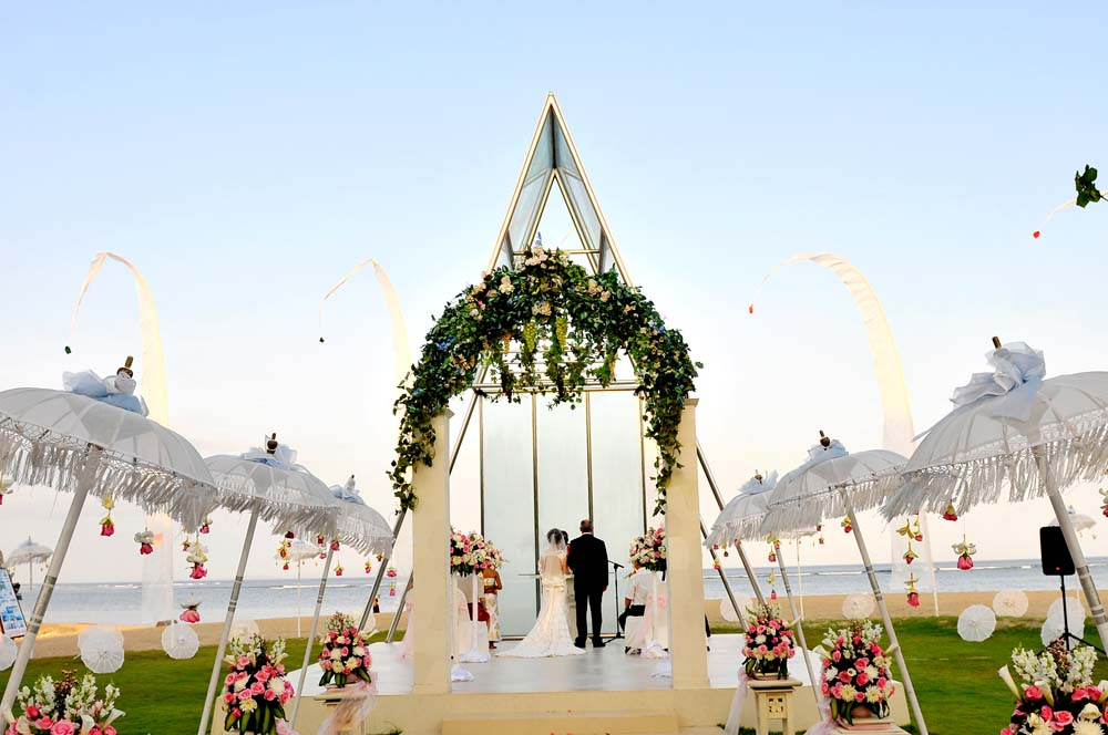 How To Get Married In Grand Mirage Resort Amp Thalasso Bali