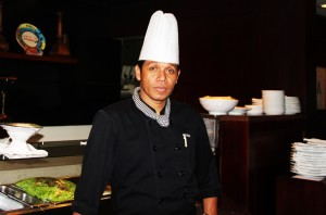 Cooking Balinese food is new skill that I have gained from working at Grand Mirage for 15 years.