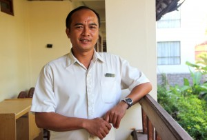 """If someone asks me what I like from Grand Mirage so that I can work here for 13 years, I will answer that I enjoy the teamwork in Grand Mirage Resort."""